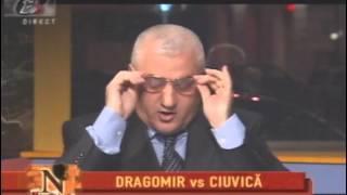 Dumitru Dragomir vs Mugur  Ciuvica