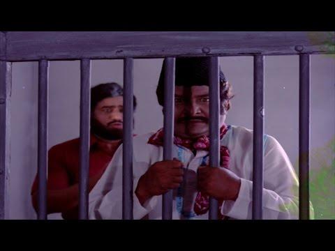 Prema Tarangalu Movie || Satyanarayana Escape From Police Station Comedy Scene || Krishnam Raju