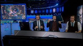 Recap and Sounds of the Game: CLG vs NV  Quarter Finals S7 NA LCS Summer 2017 There are more playlists in the playlist...