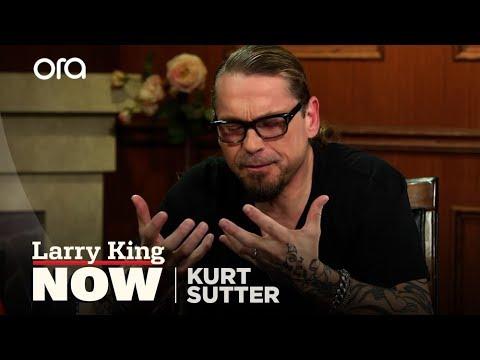 Please Don't Let This Show End!   Kurt Sutter   Larry King Now - Ora TV