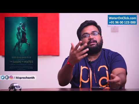 Shape Of Water Review By Prashanth