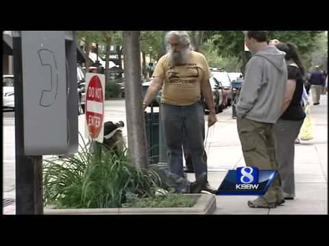 Drugs, alcohol abuse compounding homelessness in Santa Cruz, health officials say