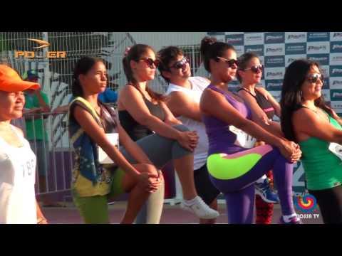 Maratona da POWER FITNESS em Frei Paulo - parte 1