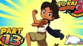 Yo-Kai Watch 2 Bony Spirits and Fleshy Souls - Part 13 - Wind It Back 60 Years