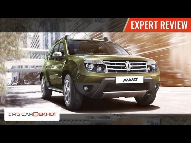 2015 Renault Duster AWD | Expert Review