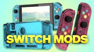 Video How To Mod Your Nintendo Switch and Joy-Con MP3, 3GP, MP4, WEBM, AVI, FLV Agustus 2018