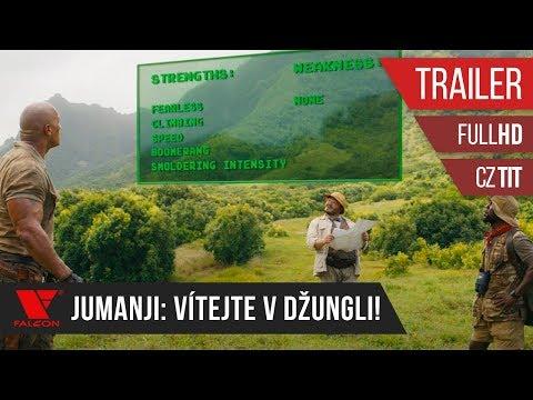 Hra si vždy najde cestu. Podívejte se na nový trailer k filmu Jumaji: Vítejte v džungli!