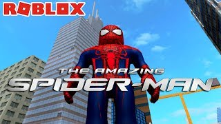 Video Aku jadi Spiderman! (ROBLOX Malaysia) MP3, 3GP, MP4, WEBM, AVI, FLV April 2019