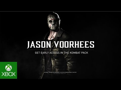 Mortal Kombat X Jason Trailer