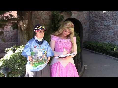 Jeff's California Adventure DisneyLand Day 1 Part 3
