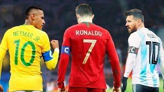 Video Neymar vs Cristiano Ronaldo vs Messi ● National Heros MP3, 3GP, MP4, WEBM, AVI, FLV April 2019