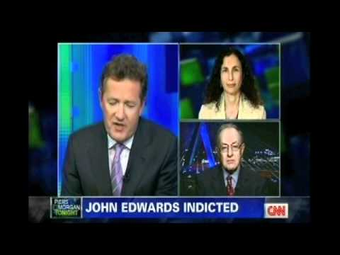 John Edwards federal indictment - Melanie discusses on CNN