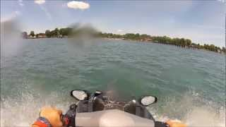 5. Yamaha VXR 2012 Demo Ride GoPro HD