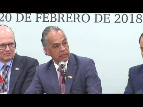 MÉXICO Y CANADÁ SE HAN VISTO A TRAVÉS DE UN GRUESO CRISTAL LLAMADO EU: VÍCTOR GIORGANA