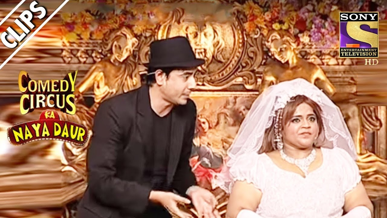 Mantra Plans Vishakha's Wedding | Comedy Circus Ka Naya Daur