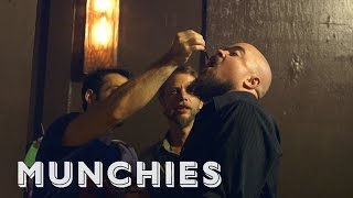 Pork Chops, Wrestling, and Booze in the Big Easy: Chef's Night Out with Toups' Meatery by Munchies