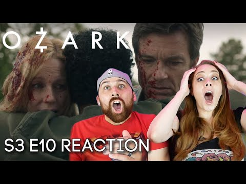 "Ozark Season 3 Episode 10 ""All In"" FINALE REACTION! 3x10"