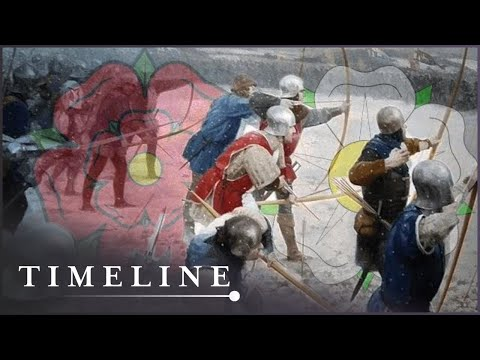 The Battle of Towton (Britain's Bloodiest Battle Documentary) | Timeline