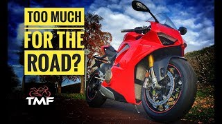 5. Ducati Panigale V4S Review