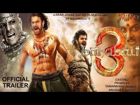 Baahubali 3-The Return of Amarendra Bahubali | Official Trailer | 51Interesting facts| S.S RAJAMOULI