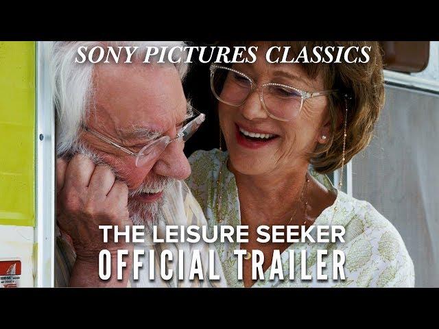 trailer Krásný únik