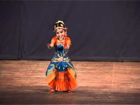Ananyakurup_bharatnatyamperformance At The Age Of 4 - Part 1 .mp4