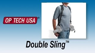 OP/TECH USA Double Sling Demonstration