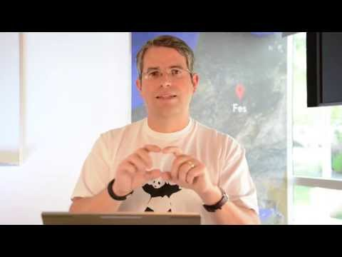 Matt Cutts: What is Google doing to provide support to  ...