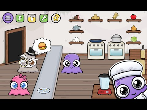 "Moy Restaurant Chef ""Casual Cooking Games"" Android Apps Game Video"