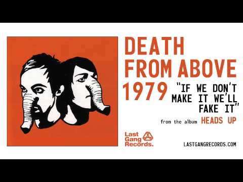Tekst piosenki Death From Above 1979 - If We Don't Make It, We'll Fake It po polsku