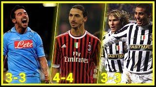 Download Video 5 Pareggi Emozionanti in Serie A - Quando vince lo Spettacolo MP3 3GP MP4