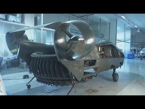 AirMule: Ένα drone για καταστάσεις εκτάκτου ανάγκης – hi-tech