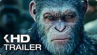 Nonton War For The Planet Of The Apes Trailer 2  2017  Film Subtitle Indonesia Streaming Movie Download