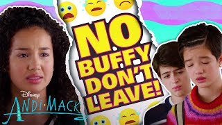 Better To Have Wuvved And Wost | Mack Chat: S2, Episode 15 | Disney Channel