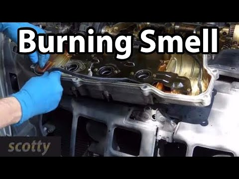 Fixing Burning Smells On Your Car