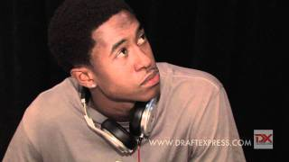 Marshon Brooks Draft Combine Interview
