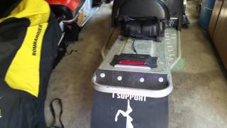 5. Walkaround of my 2006 ski doo renegade 600 ho sdi