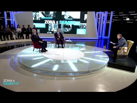 Zona e Debatit – Edi Rama, Hashim Thaqi - 02.02.2017 – Klan Kosova (видео)