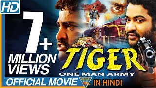 Nonton Tiger One Man Army Hindi Dubbed Full Movie || NTR, Sonali Joshi || Bollywood Full Movies Film Subtitle Indonesia Streaming Movie Download