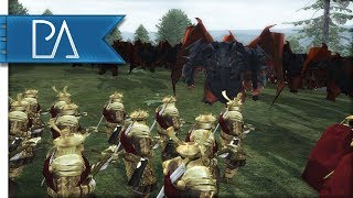 WRATH OF THE BALROGS - Third Age Total War Reforged Mod Gameplay - Hey guys! Today we are checking out some new units in the Reforged Sub-mod. A great Rhunic army will be facing a great evil!  The Lesser Balrogs!  Enjoy the Battle :DMod Link: http://www.moddb.com/mods/third-age-reforgedReforged Discord: https://discord.gg/rnNXfDdJOIN MY DISCORD SERVER: https://discord.gg/JjR7UR3If you enjoyed the video don't forget to Like and Leave a comment :D-----------------------------------------PA Merchandise---------------------------------------------BUYING A SHIRT WILL SUPPORT A CHARITY!Represent the Knight's of Apollo!Buy a T-shirt Here: https://teespring.com/stores/pixelated-apollo----------------------------------How You Can Support Me! ------------------------------------ Like, share and leave a comment :D- Turn OFF adblock or whitelist my channel- Send me a GREAT battle Replay: pixelatedapollo@gmail.com- Purchase a Server at: https://oasis-hosting.net/ and use this discount code - PA2017 ------------------------------------------Connect With Me!------------------------------------------ Email: pixelatedapollo@gmail.com- Twitter: https://twitter.com/PixelatedApollo- Steam Group:  http://steamcommunity.com/groups/apollosknights- Twitch: http://www.twitch.tv/pixelatedapollo