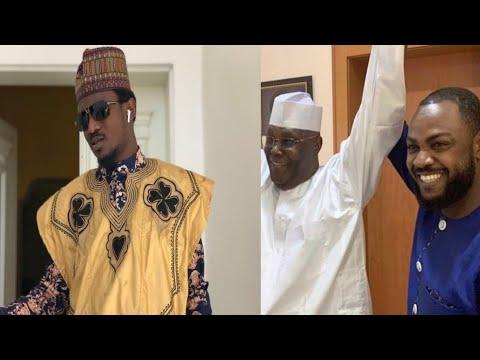Naziru Sarkin waka ya maida martani ga Adam Zango kan komawar sa PDP