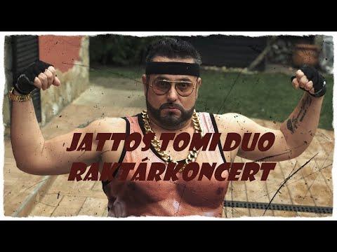 Jattos Tomi Duo - A második csapás (raktárkoncert)
