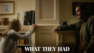 "WHAT THEY HAD | ""She Hit on Me"" Official Clip"
