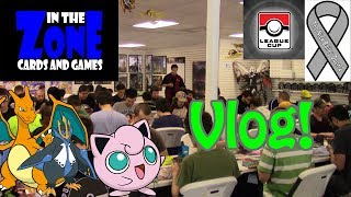 Nick Bailey Open 2 Charity League Cup Vlog! by Master Jigglypuff and Friends
