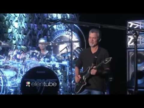 Van Halen - Live on TV (2015)