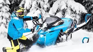 6. 2019 Ski Doo MXZ® Blizzard™ Rotax® 850 E Tec® For Sale in Windham, ME | Richardson't Boat Yard