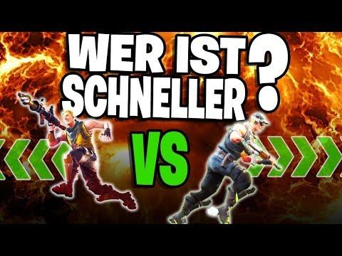 Springen vs. Sprinten - Wer ist schneller? | WEITERE 5 Fortnite Mythen aufgeklärt! True or Bullshit?