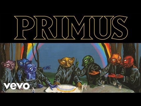 Primus - The Seven (Official Audio)