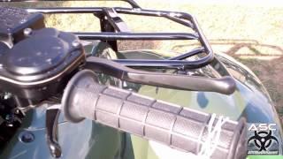 2. 2013 Honda Four Trax Rancher ES 4X4