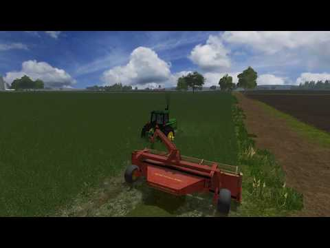 New Holland 116 Hydroswing Haybine v1.1